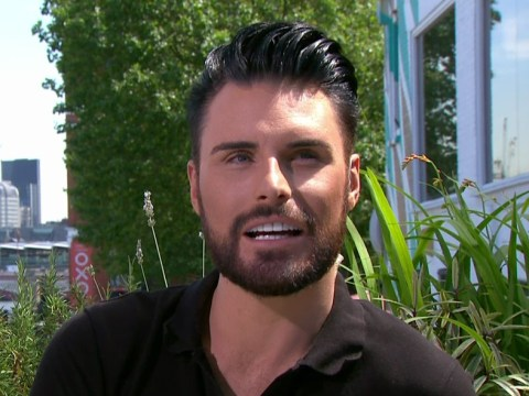 Did Rylan Clark just accidentally confirm David Cassidy IS in the Celebrity Big Brother line-up?