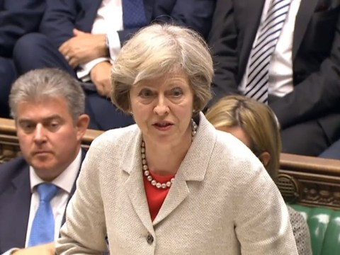 Theresa May admits she'd nuke 100,000 people if she needed to