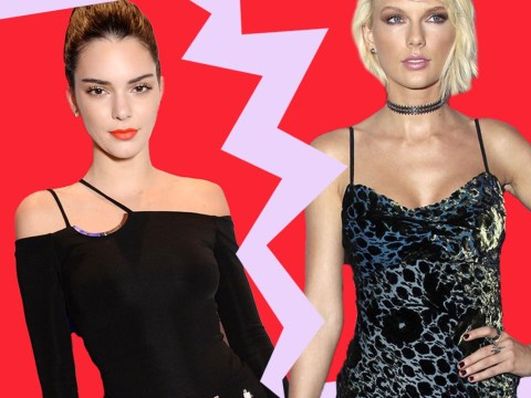 Kendall Jenner just proved she has no interest in being in Taylor Swift's squad