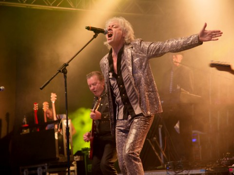Bob Geldof fans storm out of gig after he verbally attacks them for wearing Primark clothes