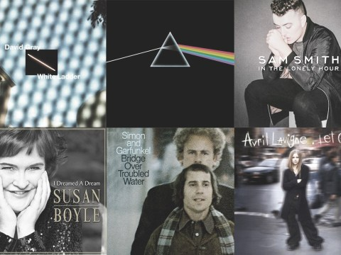 60 years of the UK Album Chart: Top 40 things you may not know