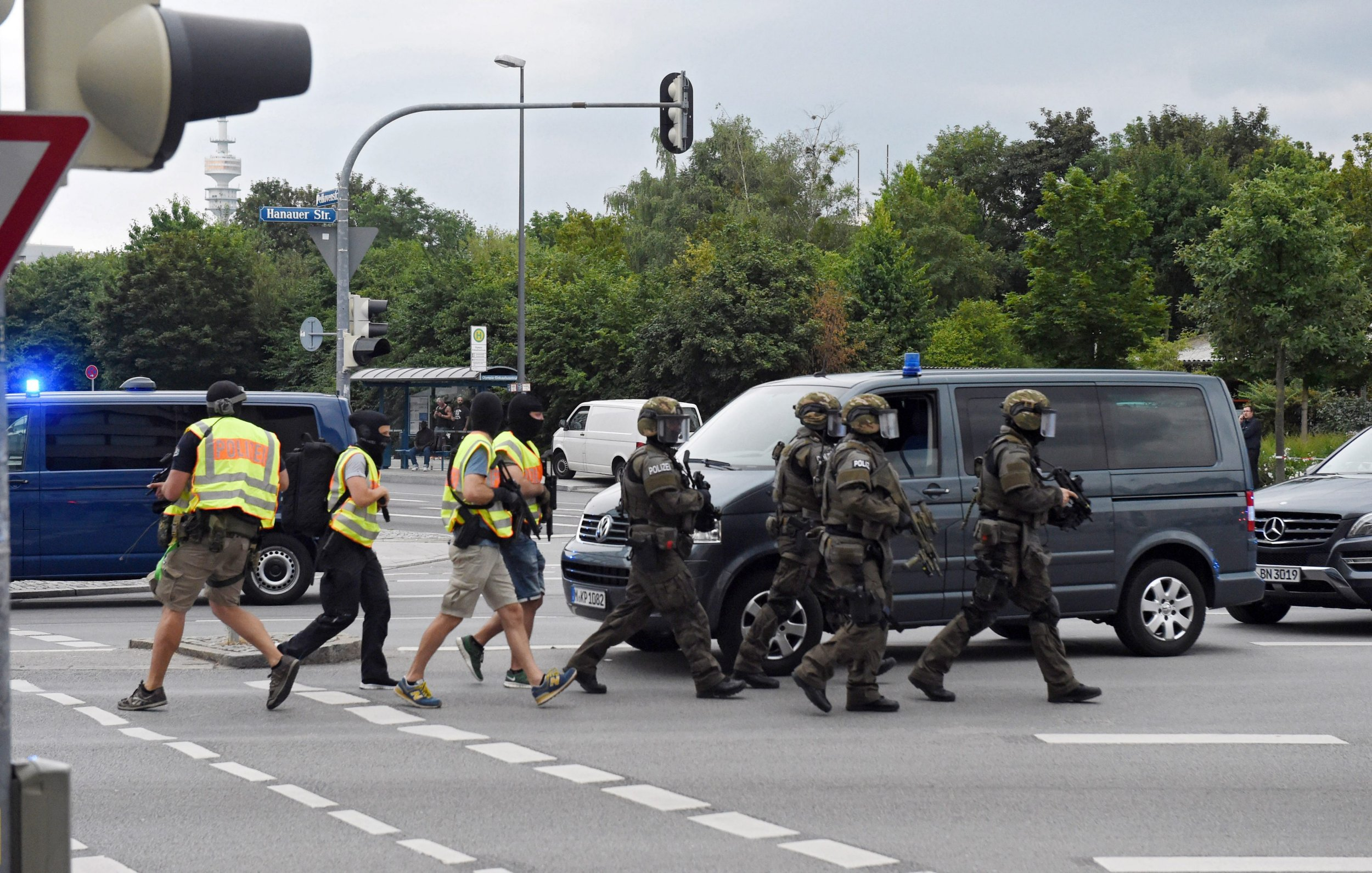 Munich attack was NOT terrorism but 'classic shooting rampage'