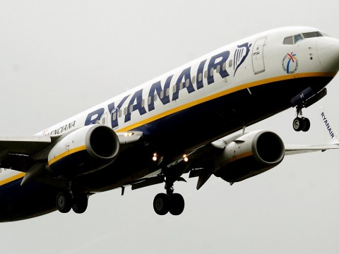 Child, 10, hit by wine bottle after fight breaks out on Ryanair flight