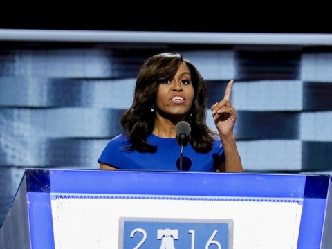 Michelle Obama used her speech to absolutely bury Donald Trump – without even saying his name