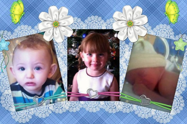 Pictured L-R: Jac, sister Kelsey and brother Andrew when they were all younger, Jac died in a house fire in the Alltwen area of Pontardawe, south Wales. Wednesday 27 July 2016 Re: A four-year-old boy has died following a fire at a house in Neath Port Talbot. Fire crews were called to the property in Lon Tanyrallt, Alltwen, near Pontardawe, at 1.40am on Wednesday. They rescued the boy from an upstairs bedroom in the two-storey semi-detached house but he died at the scene. A three-year-old boy was also rescued and take to hospital along with his sister, six, and mother who had both managed to escape the blaze. They were all suffering from suspected smoke inhalation. Mid and West Wales Fire and Rescue Service said the woman, who is believed to be in her 20s, called for help and neighbours tried to get in to help the stranded children.