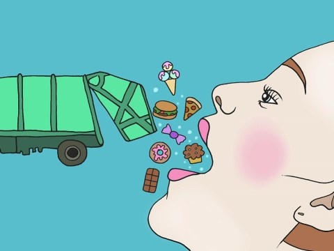 How my bulimia turned into binge eating disorder