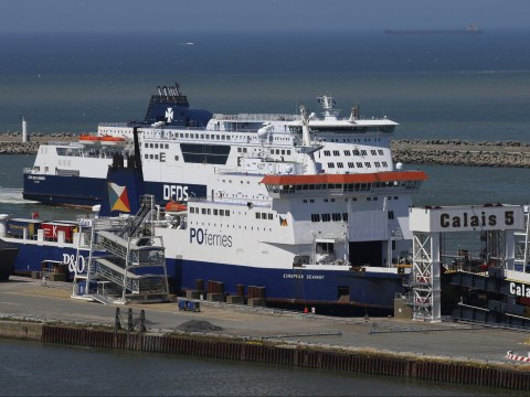 Fears Isis could target ferries headed to the UK from France