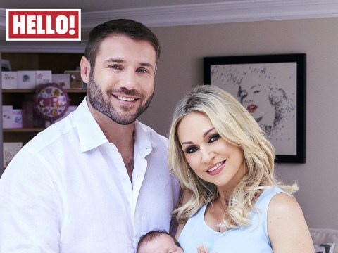'I can't even begin to describe the pain': Kristina Rihanoff and Ben Cohen reveal childbirth drama