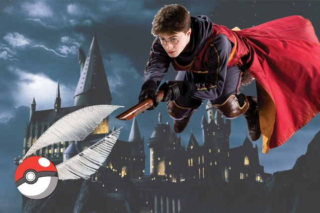Yes, there is now a Harry Potter Pokemon GO on the way Credit warner bros/metro haryy-potter-go-metro.jpg