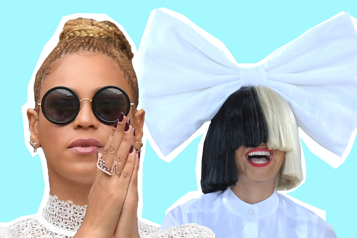 Sia has been kidnapped by Beyonce according to these nutty internet theorists
