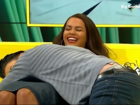Big Brother 2016: Lateysha Grace had the mother of all wardrobe malfunctions on BBBOTS