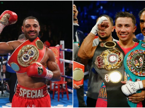Eddie Hearn reveals Kell Brook to fight Gennady Golovkin in middleweight bout