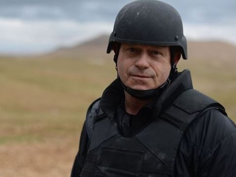 Ross Kemp wins everyone's respect after appearing in 'chilling' The Fight Against Isis
