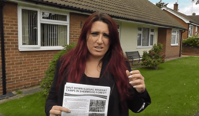 Britain First campaign against kids' treehouse is 'nonsensical' says local council Credit: Facebook