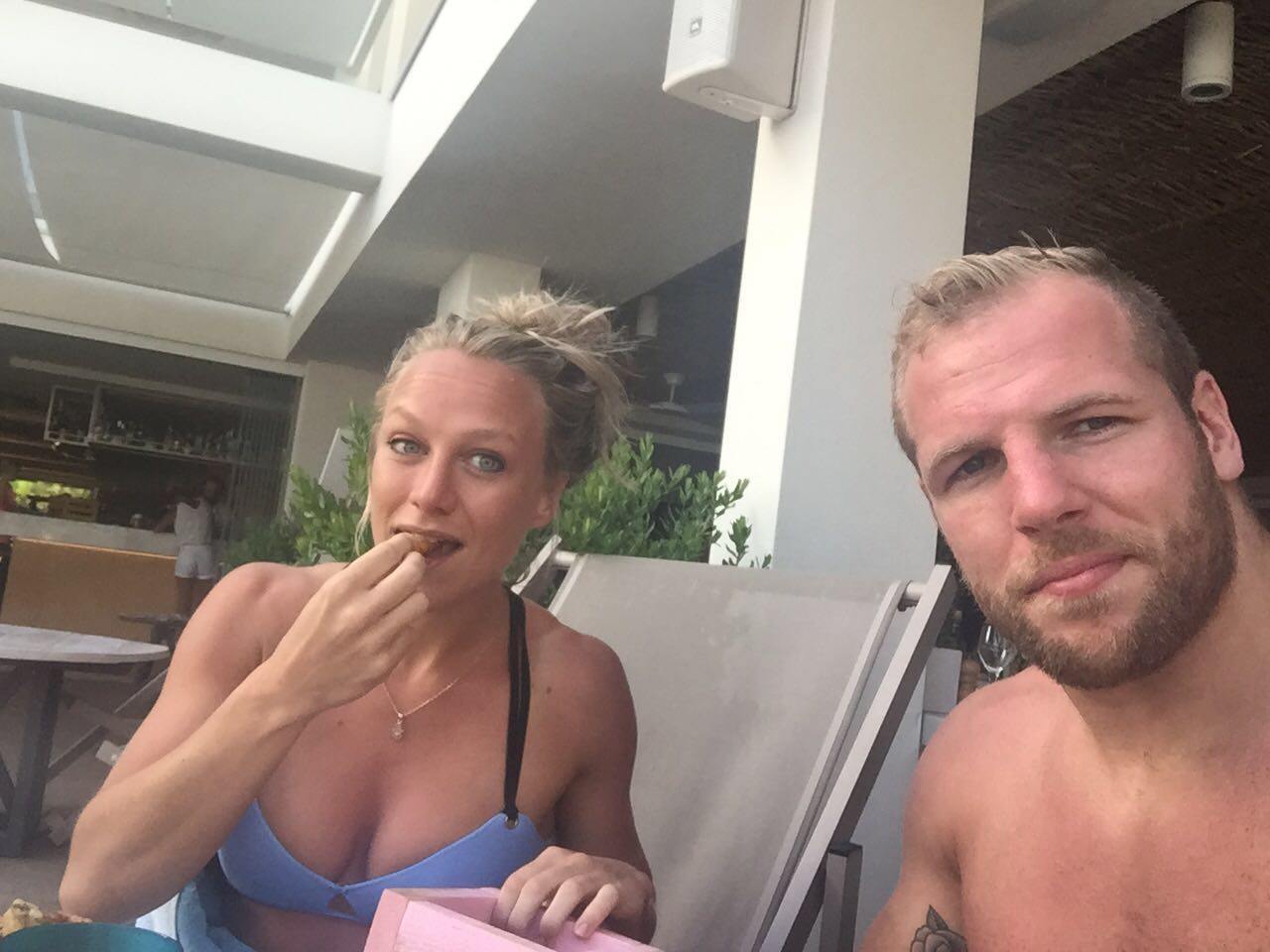 Chloe Madeley: Here's how to holiday and not totally blow your fitness regime