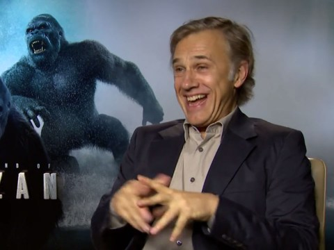 Christoph Waltz says it is 'too late' to worry about being typecast