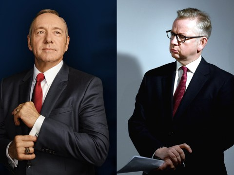 House of Cards creator doesn't think UK politics is worthy of comparison to show