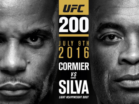 UFC 200 time, date, TV channel, fight card and odds with Cormier, Lesnar and Silva in action