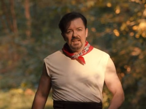 Ricky Gervais just released this new David Brent music video – and it's as Brent-esque as you might expect