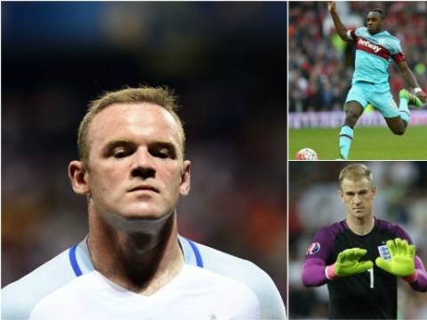 England World Cup 2018 XI: Wayne Rooney binned, but Raheem Sterling remains