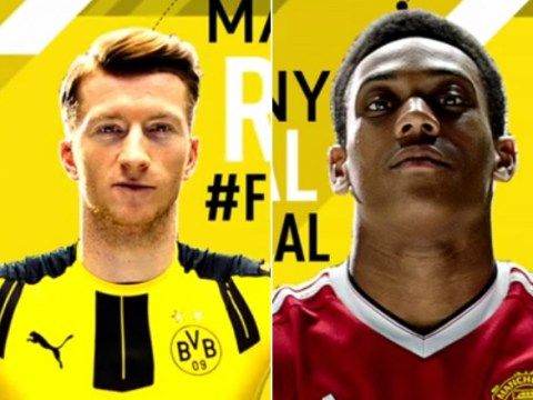 Martial versus Hazard: Fans to vote for FIFA 17 cover star