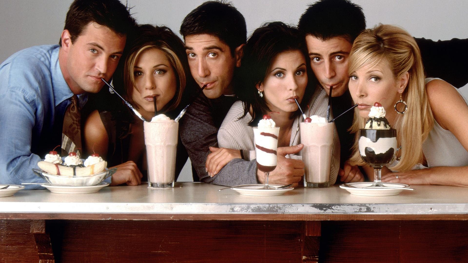 Maybe you'll even get a milkshake (Picture: NBC)
