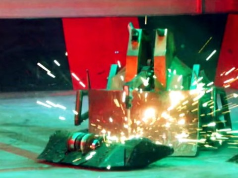 WATCH: New Robot Wars reboot trailer will sate your appetite for mindless destruction