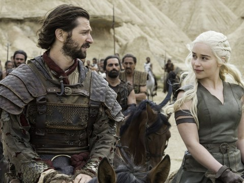 George RR Martin's idea for a Game Of Thrones and Westworld crossover is everything