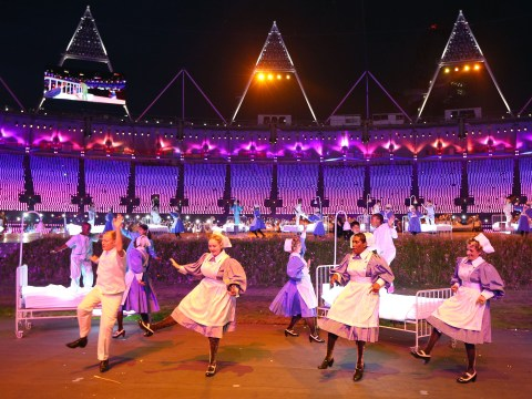 Jeremy Hunt 'wanted to scrap NHS tribute from 2012 Olympics opening ceremony'