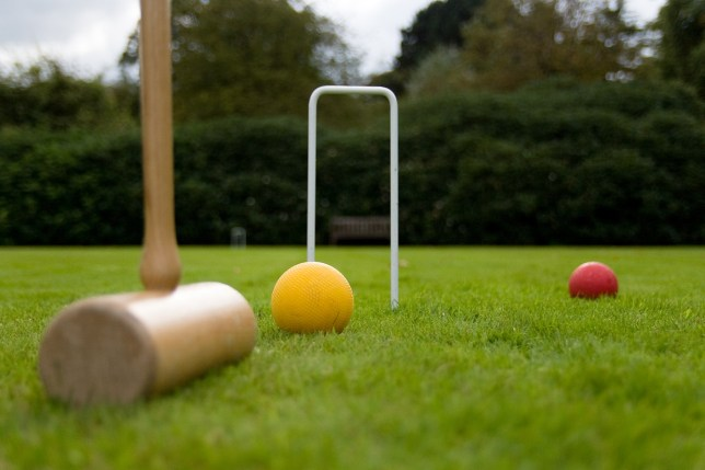 0001 Croquet is dying out - is it time for a revival? Credit: Getty images