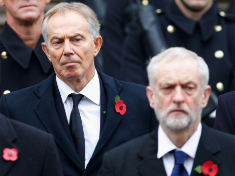Jeremy Corbyn is waiting 'to crucify Blair after Chilcot' before he quits