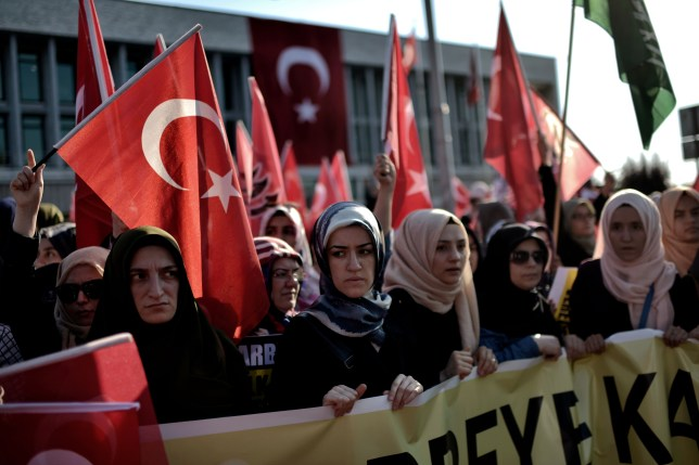 WikiLeaks published personal details of almost every woman in Turkey after the coup for no reason