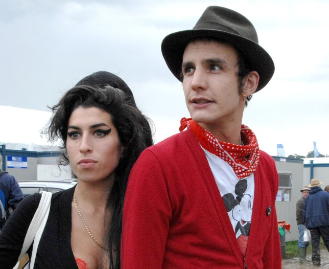 Amy Winehouse's husband claims she tried to kill herself 8 weeks before death