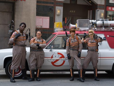 Why does the internet hate the new all-female Ghostbusters?