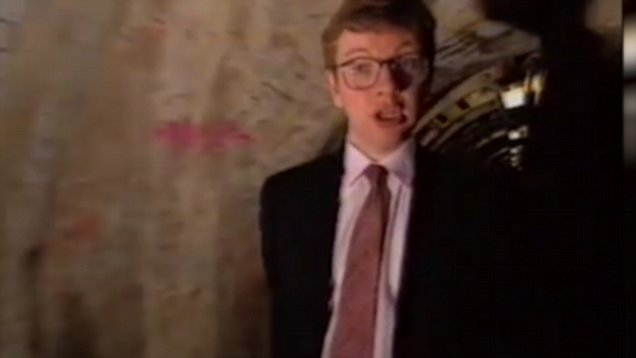 Michael Gove was in a comedy called A Stab in the Dark (in 1992 not last Thursday)
