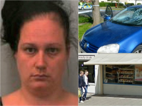 Woman jailed after food fight at Greggs