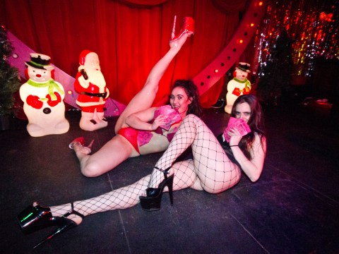 These ethical strippers are hosting a wake