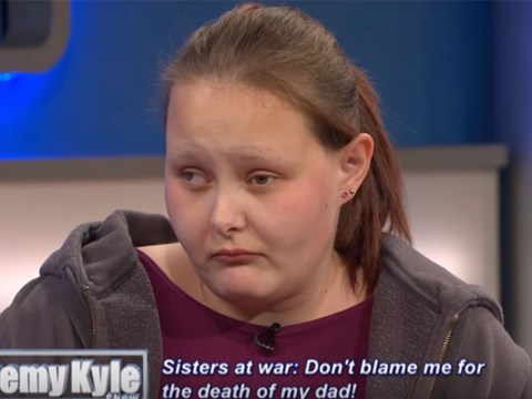 Jeremy Kyle begs audience to help translate argument between screaming Scottish sisters