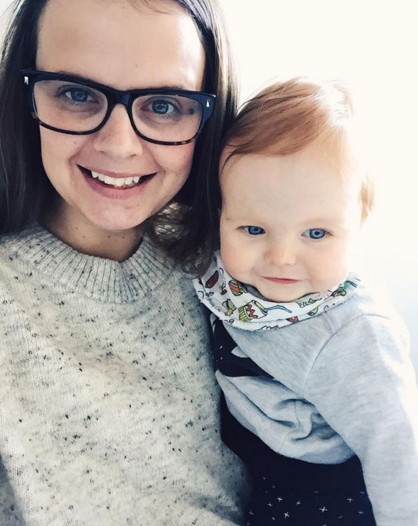 New mother weighs in on 'that Instagram mum who has her s*** together'... and admits she'll take 15 photos of her son to get just ONE she likes
