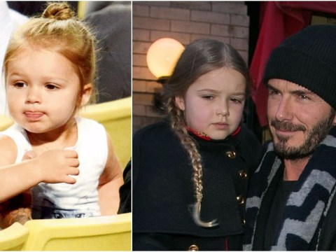Happy birthday, Harper Beckham! The famous tot turns five today