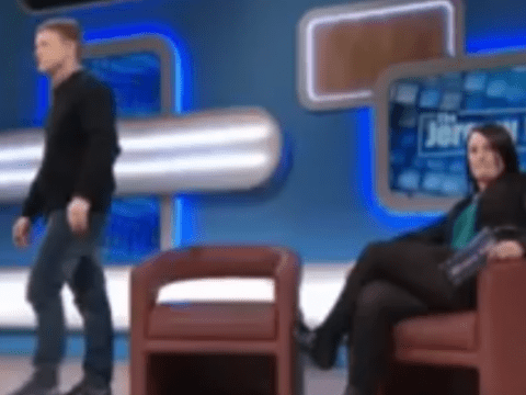 Jeremy Kyle guest walks off set to the pub after finding out his girlfriend cheated on him
