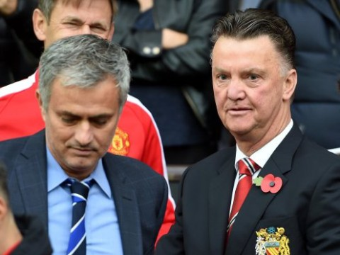 Jose Mourinho takes thinly-veiled swipe at former Manchester United boss Louis van Gaal