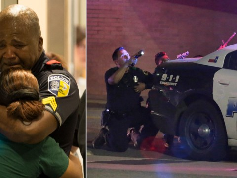 Dallas police shooting: Man live-streams gun battle on Facebook