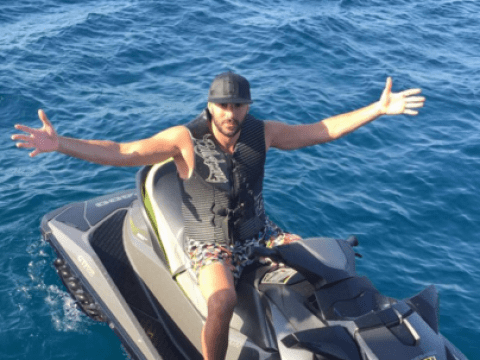 Karim Benzema getting over France Euro 2016 snub with fun on his yacht