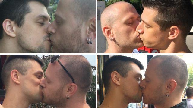 Gay sexe Instagram