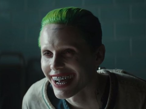 WATCH: Extended new Suicide Squad Joker trailer shows the cackling villain kissing Harley Quinn