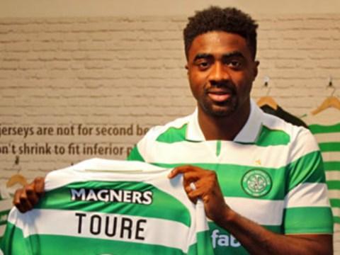 Brendan Rodgers signs former Liverpool defender Kolo Toure for Celtic