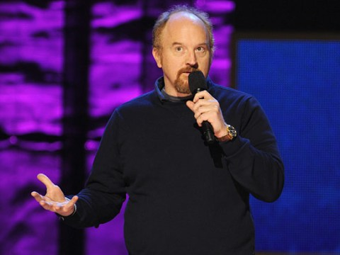 Roseanne Barr has accused Louis CK of committing sexual offences