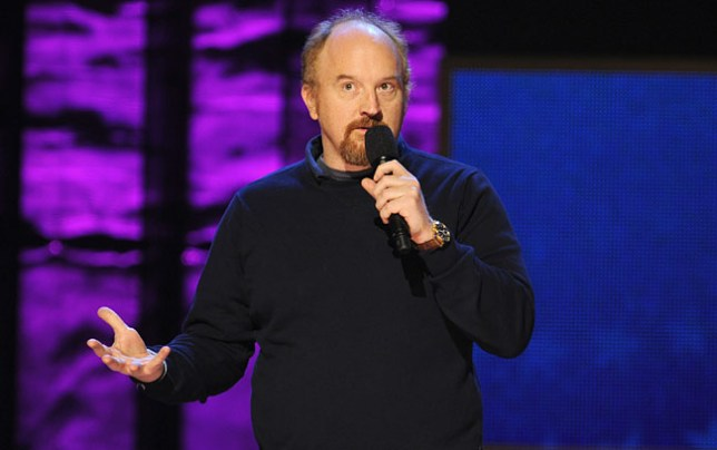 Louis C.K. has been accused by Roseanne Barr (Picture: Getty Images)