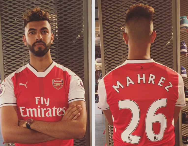 Arsenal Mahrez